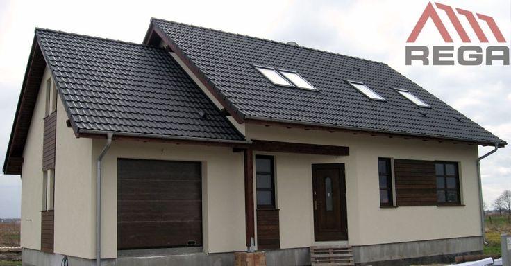 Projekt domu Zgrabny