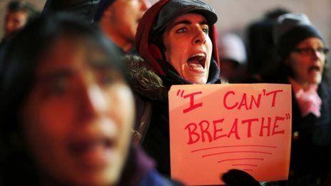 New protests over Eric Garner death