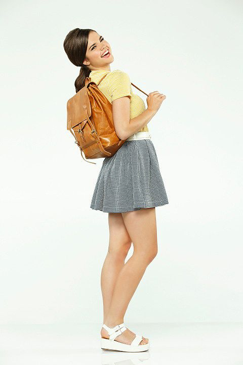 """Back to School Retro w/ Maia Mitchell of ABC Family's """"The Fosters"""" and Disney Channel's """"Teen Beach Movie"""" airing on July 19 at 8 p.m."""