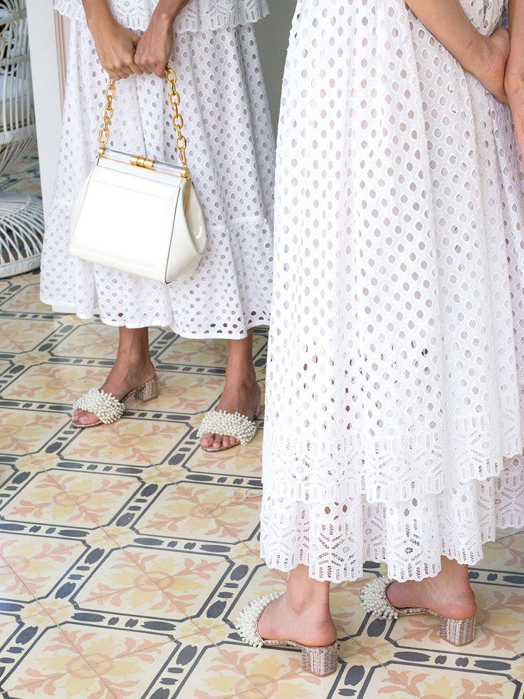 Tory Burch Spring Whites