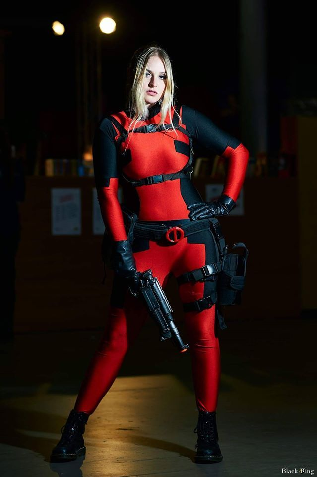 158 best Cosplay - Deadpool images on Pinterest | Lady ...