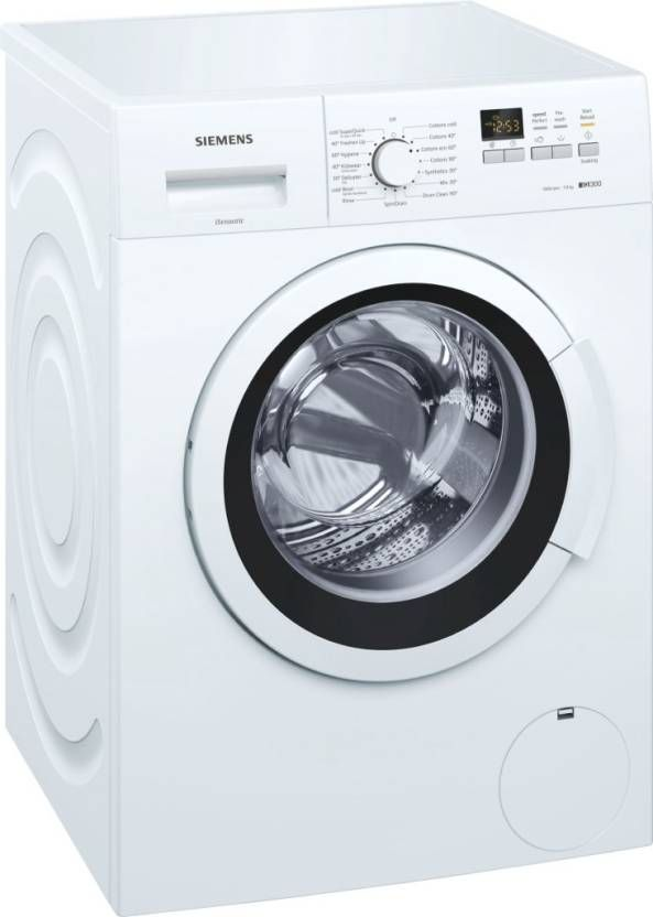 Flipkart Deal of The Day !!! #Flipkart #Amazon #shopping #Fashion  Siemens 7 kg Fully Automatic Front Load Washing Machine White  (WM10K161IN)  M.R.P. :    ₹35500 Deal Price: ₹27499 Save Price: ₹8001 (22%)  https://stealdeals.io/deal-details.php?title=Siemens-7-kg-Fully-Automatic-Front-Load-Washing-Machine-White--(WM10K161IN)&id=6047