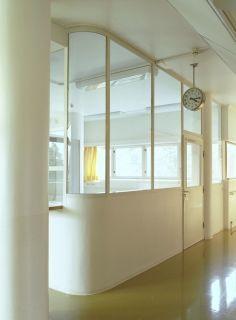 Paimion parantola, 1. krs, aulan viereinen toimistotila Alvar Aalto Finland