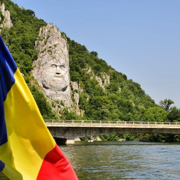 Statuia lui Decebal , Romania