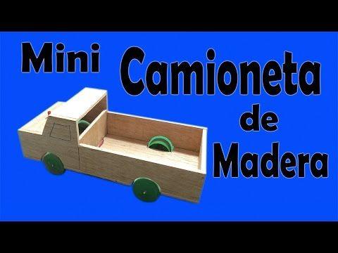 Como Hacer un Coche o Carro Casero de Madera Con Motor a ...
