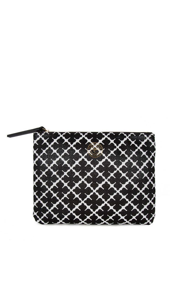 Clutch Dipp BLACK - By Malene Birger - Designers - Raglady