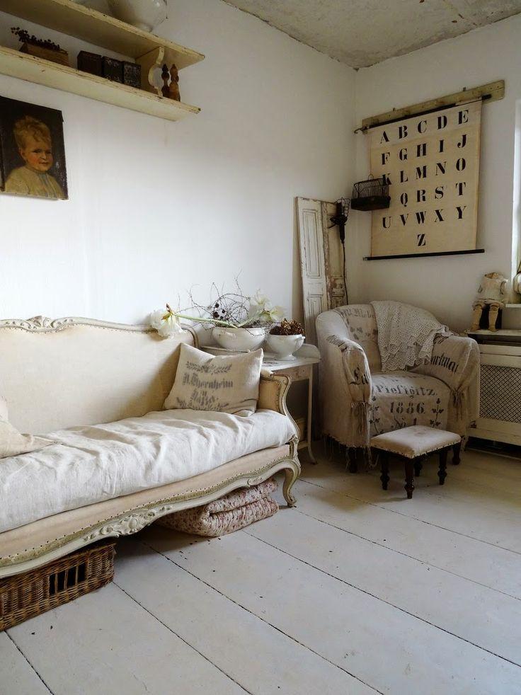 Die besten 25+ Französisches sofa Ideen auf Pinterest   Vintage ...