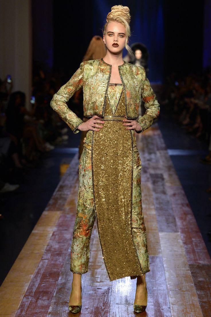 Jean Paul Gaultier Haute Couture Fall/Winter 2016-2017 51