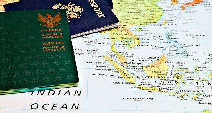 Free Visa for Indonesian Passport #freevisa #indonesian passport #visa #passport #information