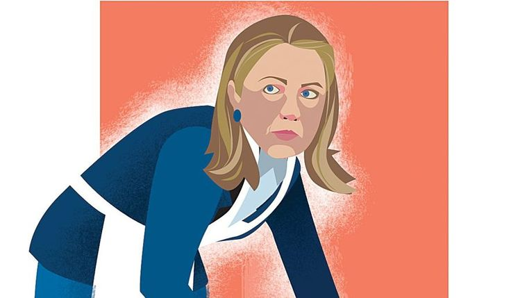Hillary has Something to Hide Illustration by Linas Garsys/The Washington Times --  JEFFREY SCOTT SHAPIRO: Hillary Clinton's email scandal harkens Nixon's Watergate - Washington Times