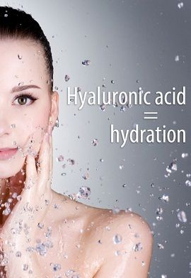 Hyaluronic Acid Benefits......Hyaluronic acid is a common ingredient in skin moisturizers and anti-aging products, due to its ability to promote moisture retention, collagen production and elasticity...kur spa