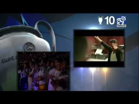 Luna Nueva (Real Madrid ft. RedOne) - El himno de la Décima