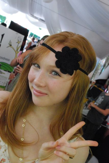 The ravishing Molly Quinn(xpost /ginger)