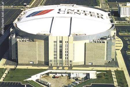 United Center, Chicago, Illinois