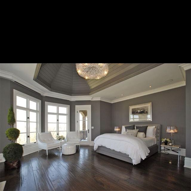 Decorating With Gray Walls 127 best grey and dark wood bedroom images on pinterest | home