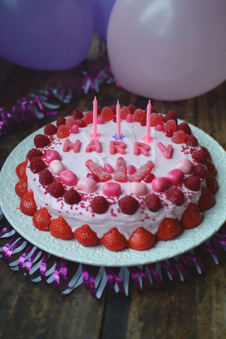 Barnkalas, tårta för barn_@helenalyth