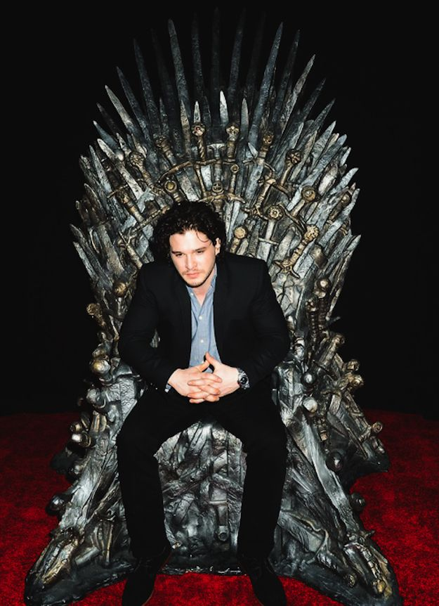 "He can speak a little Icelandic. | 20 Things You Should Know About Kit Harington From ""Game Of Thrones"""