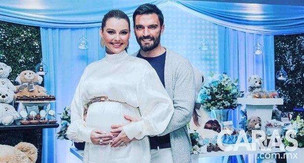 Julian Gil revela nuevos detalles del nacimiento de su hijo junto a Marjorie De Sousa [Video] - http://wp.me/p7GFvM-zKy