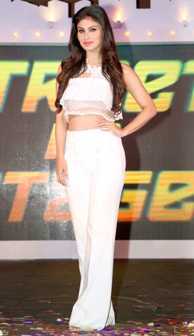 Mouni Roy at launch of 'So You Think You Can Dance-Ab India Ki Baari'. #Bollywood #Fashion #Style #Beauty #Hot #Sexy