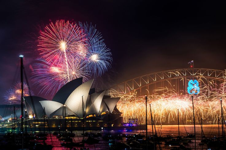 A Look at How New Year's Eve Is Celebrated Around the
