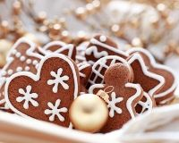 Recette de Biscuits allemands de Noël - Une recette de Cuisine AZ.