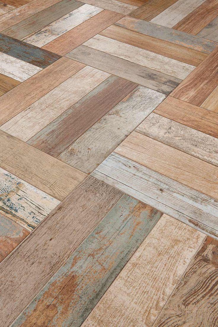 Las 25 mejores ideas sobre baldosa en imitaci n de madera - Tipos de suelos para casas ...