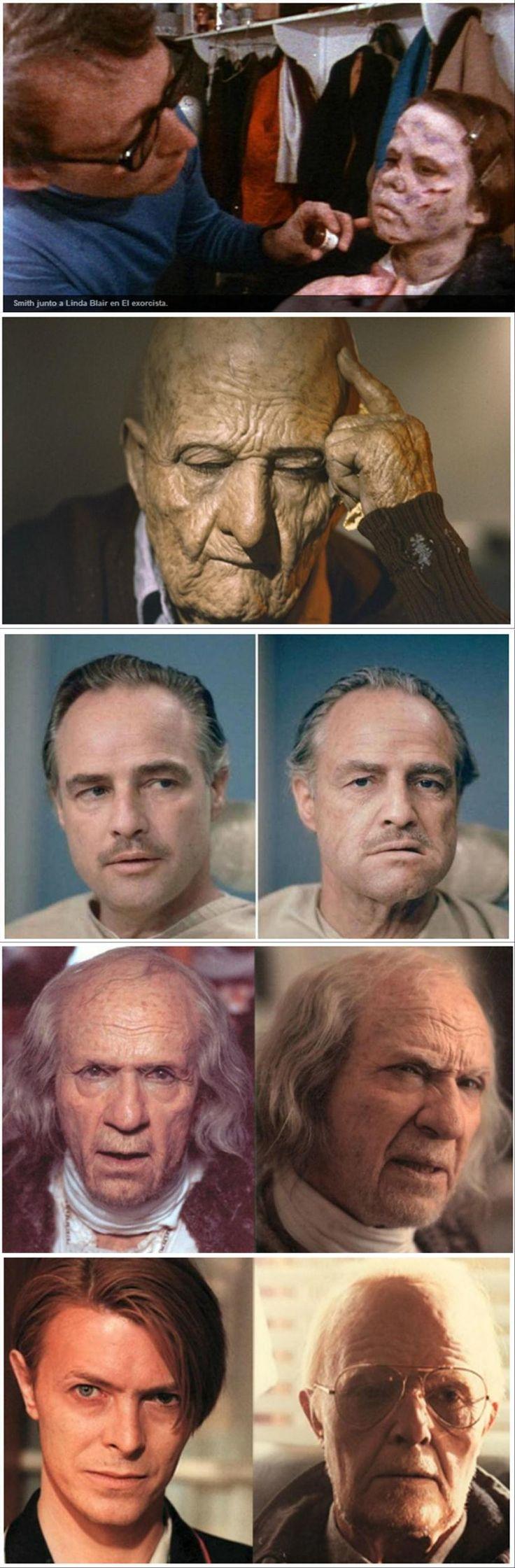 Muere Dick Smith, el creador de la niña poseída de El exorcista Considerado el más grande maestro del maquillaje, fue autor de las caracterizaciones de Marlon Brando en El Padrino y de Dustin Hoffman en Pequeño gran hombre.