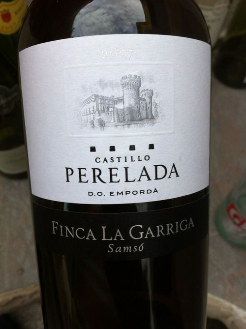 Emporda - Finca La garriga - Castillo Perelada - 2007