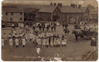 St Edmundsbury Local History - Local Gallery of WW1 pictures
