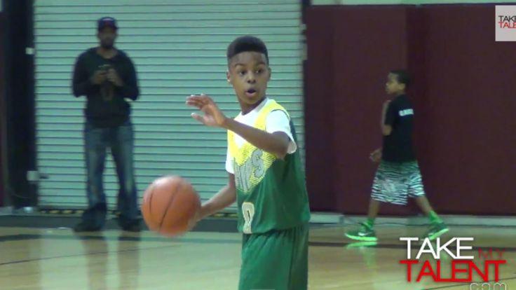 LeBron James' son wows at basketball tournament