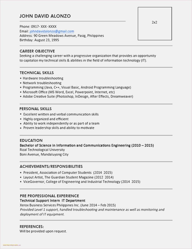 communication skills resume  lettersampel  letterformat  lettertemplate