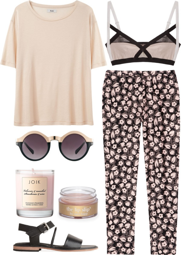 """""""pastel"""" by clourr ❤ liked on Polyvore"""
