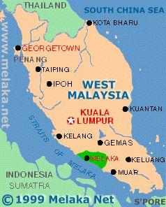 Guide voyage - Melaka - WorldWildBrice