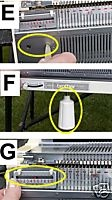 KNITTING MACHINES: PART 2, ADJUSTING A BROTHER RIBBER
