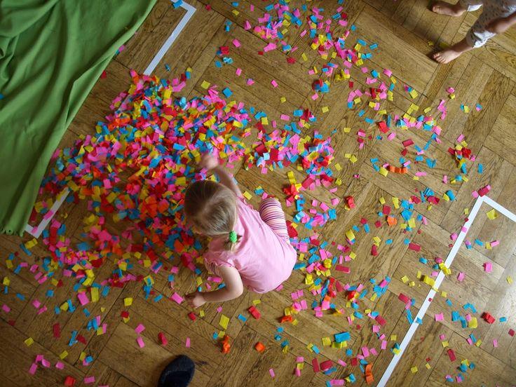 colorfull confetti