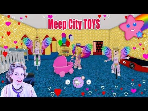 My Beautiful Bedroom / MeepCity - YouTube | Valentines Games, City Wallpaper, Roblox Pictures