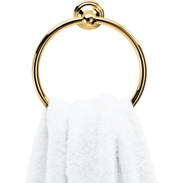 1000+ Ideas About Towel Holder Bathroom On Pinterest