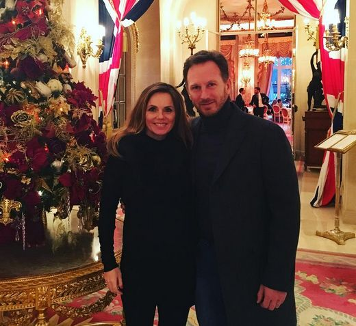 Spice Girls' Geri Halliwell Horner Welcomes Baby Boy http://www.babynames.com/blogs/celebrities/spice-girls-geri-halliwell-horner-welcomes-baby-boy/  #BabyNames #Celebrities