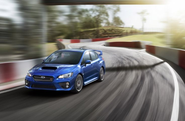 It's Here: The NEW 2015 #Subaru WRX STI Is Revealed With A MEANER new look & 305bhp engine to back it up! Hit the image to watch the 'WRX World Premiere'... #carporn