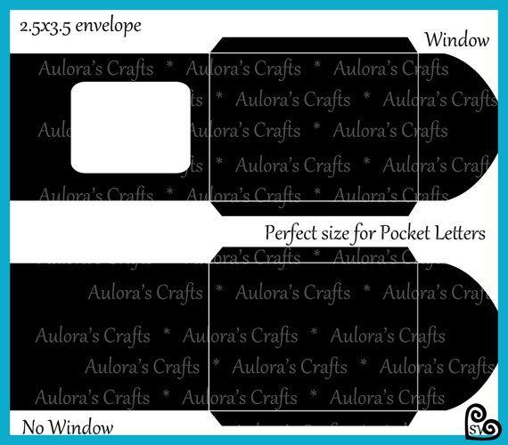 Die Besten  Letter Size Envelope Ideen Auf