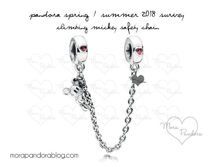 Pandora Disney 2018 spring/summer