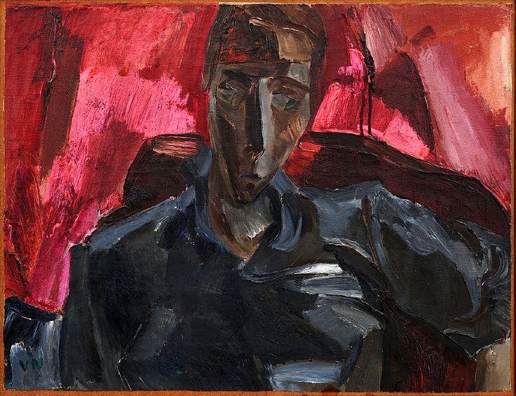 Vera Nilsson (Swedish, 1888 - 1979)  Astrid Holm