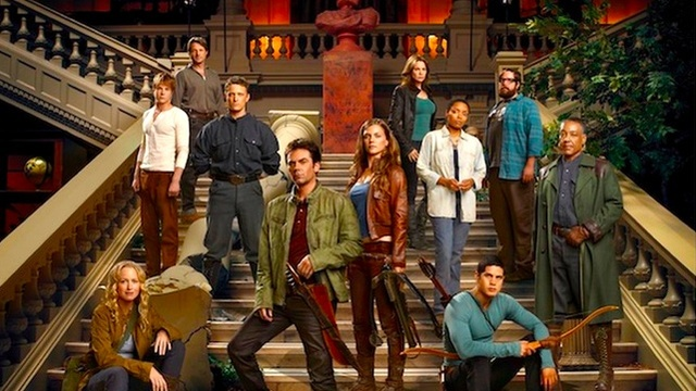 New sci-fi show for NBC called Revolution from J.J. Abrams (Lost) and Eric Kripke (Supernatural)... let's see