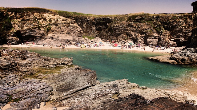 Samoqueira Beach, South of Portugal...One of my very favorite beaches in Portugal