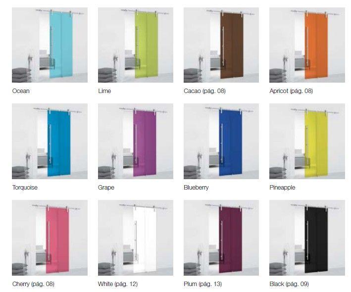 35 mejores im genes sobre doors en pinterest colores - Colores para pintar puertas de interior ...