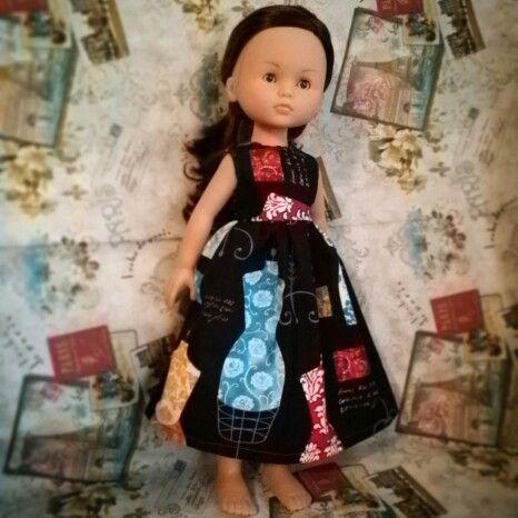 Dress for Chloe Corolle