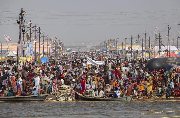 Kumbh Mela, Allahabad, India