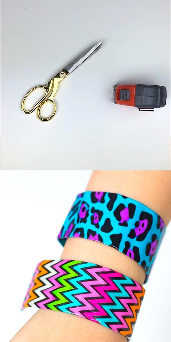 Make a Slap Bracelet