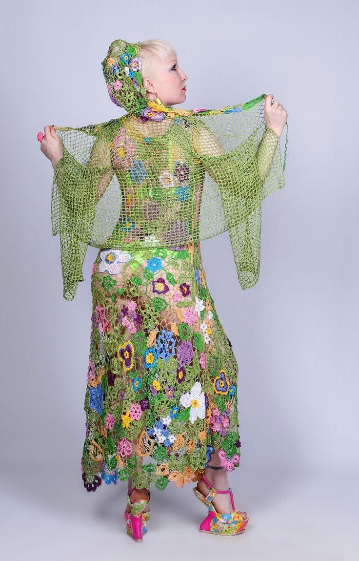 Ая кружевница. Ирландское кружево, платья, жакеты по индивид. заказу... nataliserzhant@mail.ru