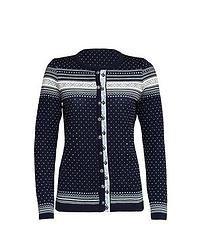 Cardigan/jacket HEDDA blue